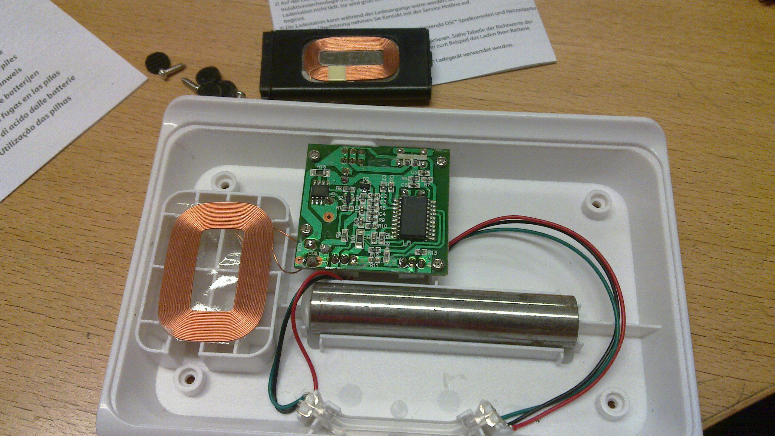 Как сделать беспроводную зарядку на телефон 104